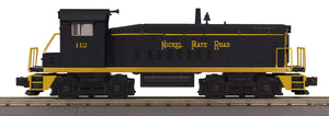 "MTH 30-20409-1 - SW-8 Switcher Diesel Engine ""Nickel Plate Road"" w/ PS3"