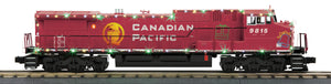 "MTH 30-20435-1 - Dash-8 Diesel Engine ""Canadian Pacific"" w/ PS3 & LED Lights"