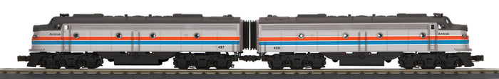 "MTH 30-20438-1 - E-8 AA Diesel Engine Set ""Amtrak"" w/ PS3"