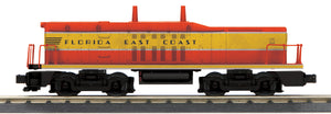 "MTH 30-20464-3 - SW-9 Switcher Diesel Engine Calf ""Florida East Coast"" (Non-Powered)"