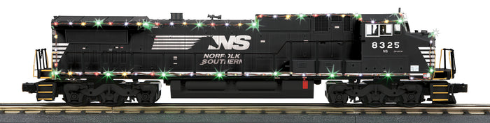 "MTH 30-20472-1 - Dash-8 Diesel Engine ""Norfolk Southern"" w/ PS3 & LED Lights"