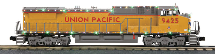 "MTH 30-20473-1 - Dash-8 Diesel Engine ""Union Pacific"" w/ PS3 & LED Lights"