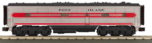 "MTH 30-20503-3 - E-3 B Unit Diesel Engine ""Rock Island"" (Non-Powered)"