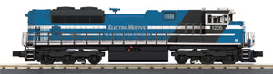 "MTH 30-20512-1 - SD70ACe Imperial Diesel Engine ""EMD Demonstrator"" w/ PS3"