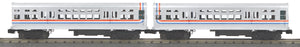 "MTH 30-20519-3 - 6000-Series L Set ""Chicago Transit Authority"" (Non-Powered) 2-Car"