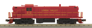 "MTH 30-20546-1 - RS-3 Diesel Engine ""Lehigh Valley"" #212 w/ PS3"