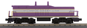 "MTH 30-20561-3 - NW-2 Switcher Diesel Calf ""Atlantic Coast Line"" (Non-Powered)"
