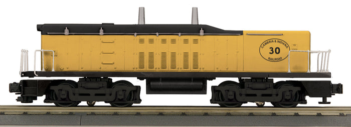 "MTH 30-20585-3 - SW-9 Switcher Diesel Engine Calf ""Cambria & Indiana"" (Non-Powered)"