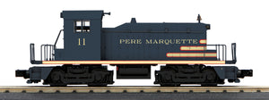 "MTH 30-20601-1 - SW-1 Switcher Diesel Engine ""Pere Marquette"" #11 w/ PS3"