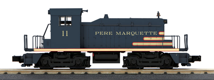 "MTH 30-20601-1 - SW-1 Switcher Diesel Engine ""Pere Marquette"" w/ PS3"