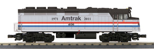 "MTH 30-20602-1 - F40 Diesel Engine ""Amtrak"" #406 w/ PS3"