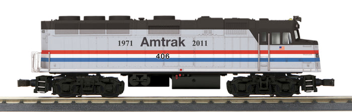 "MTH 30-20602-1 - F40 Diesel Engine ""Amtrak"" w/ PS3"