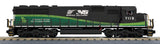 MTH 30-20616-1 Norfolk Southern SD60 Diesel Engine With Proto-Sound 3.0