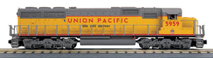 MTH 30-20617-1 Union Pacific SD60 Diesel Engine With Proto-Sound 3.0
