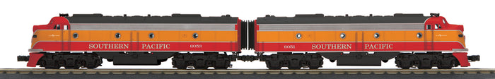 "MTH 30-20621-1 - E-8 AA Diesel Engine Set ""Southern Pacific"" w/ PS3"
