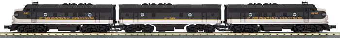 "MTH 30-20631-1 - F-3 ABA Diesel Engine Set ""Norfolk Southern"" w/ PS3"