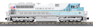 MTH 30-20805-1 George H. Bush SD70ACe Imperial Diesel Engine With Proto-Sound 3.0
