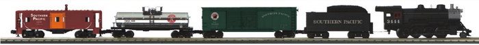 "MTH 30-4245-1 - 2-8-0 Steam Freight R-T-R Train Set ""Southern Pacific"" w/ PS3"