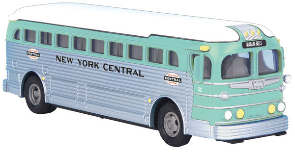 "MTH 30-50070 - Die-Cast Bus ""New York Central"""