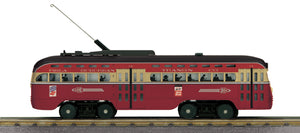 "MTH 30-5163-1 - PCC Electric Street Car ""Philadelphia Suburban Transportation Company"" w/ PS3"