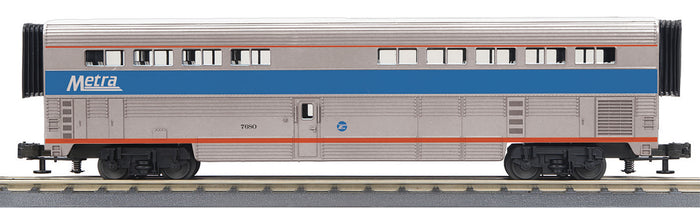 MTH 30-6546 Metra SuperLiner Business Class Car