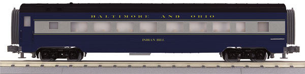 "MTH 30-67841 - 60' Streamlined Coach Car ""Baltimore & Ohio"""