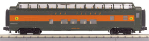 "MTH 30-67920 - 60' Streamlined Full-Length Vista Dome Car ""Long Island"""