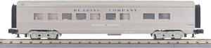 "MTH 30-67939 - 60' Streamlined Coach Car ""Reading"""