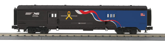 "MTH 30-67994 - 60' Streamlined Baggage Car ""Norfolk Southern"""