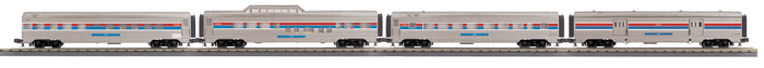 "MTH 30-67996 - 60' Streamlined Passenger Set ""Amtrak"" (4-Car)"