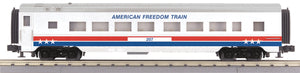 "MTH 30-68048 - 60' Streamlined Coach Car ""American Freedom"""