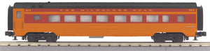 "MTH 30-68088 - 60' Streamlined Coach Car ""Milwaukee Road"""