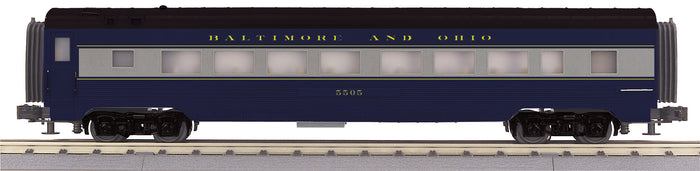 MTH 30-68231 Baltimore & Ohio B&O 60' Streamlined Coach Car