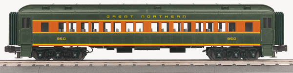 "MTH 30-69214 - 60' Madison Coach Car ""Great Northern"""