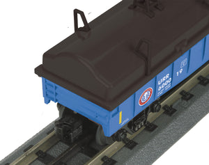 MTH 30-72205 Union Railroad Gondola Car w/Cover