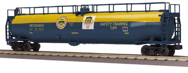 "MTH 30-73451 - 33K Gallon Tank Car ""CSX"""