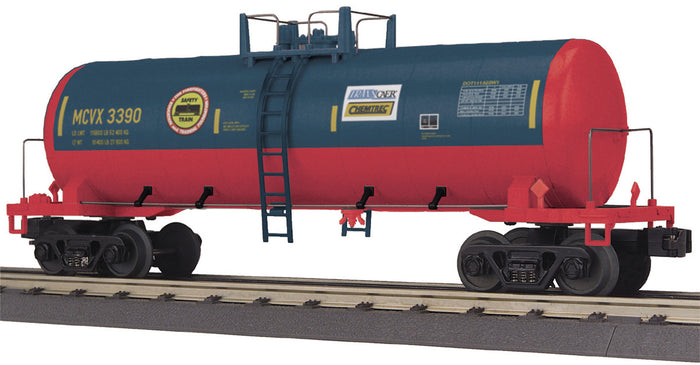 "MTH 30-73463 - Modern Tank Car ""Safety Train"""