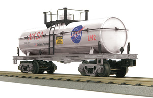 "MTH 30-73473 - Smoking Tank Car ""NASA"""