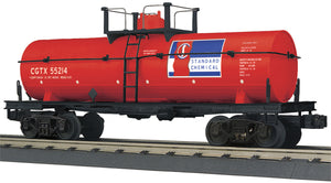 MTH 30-73542 Standard Chemical Tank Car