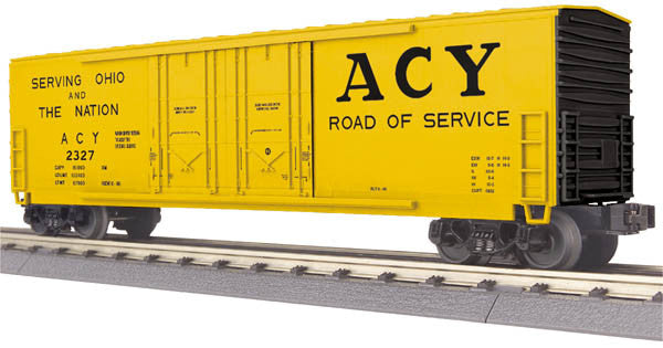 "MTH 30-74831 - 50' Double Door Plugged Boxcar ""Akron Canton & Youngstown"""