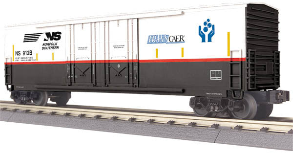 "MTH 30-74832 - 50' Double Door Plugged Boxcar ""Norfolk Southern"""