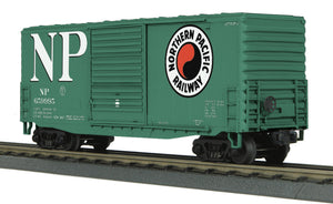 "MTH 30-74878 - 40' High Cube Box Car ""Northern Pacific"""