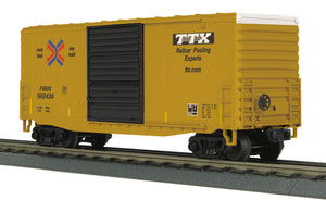 "MTH 30-74879 - 40' High Cube Box Car ""TTX"""