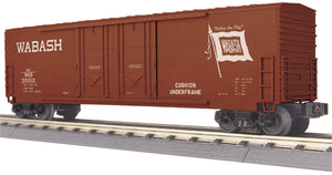 "MTH 30-74917 - 50' Double Door Plugged Boxcar ""Wabash"""
