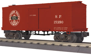 MTH 30-74955 Southern Pacific 34' Box Car (19th Century)