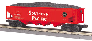 "MTH 30-75574 - 4-Bay Hopper Car ""Southern Pacific"""