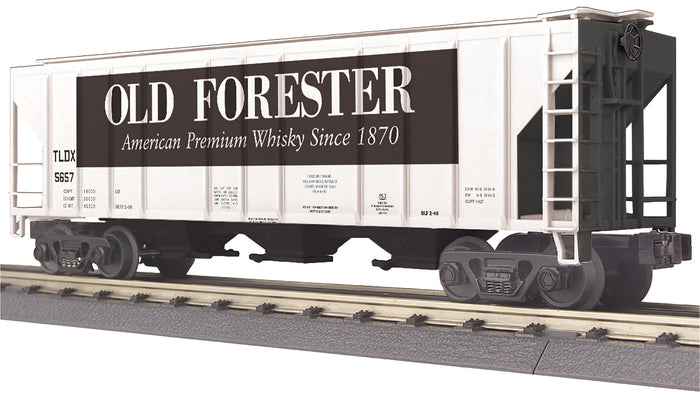 MTH 30-75623 Old Forester Whisky Ps-2 Discharge Hopper Car