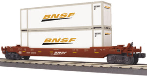 "MTH 30-76717 - Husky Stack Car ""BNSF"""