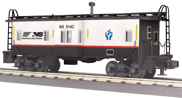 "MTH 30-77287 - Bay Window Caboose ""Norfolk Southern"""
