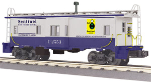 "MTH 30-77340 - Bay Window Caboose ""Baltimore & Ohio"""